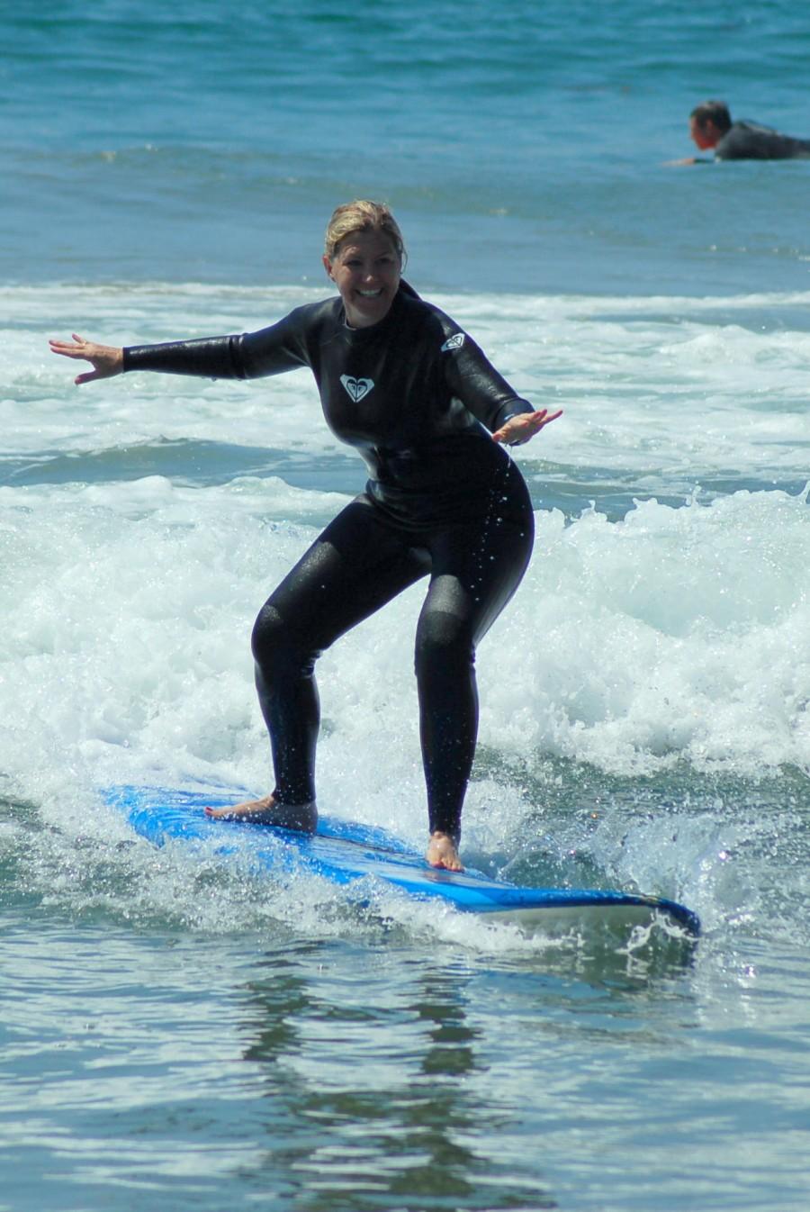 Tera surfing